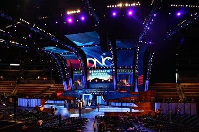 DNC Denver 2008 Pepsi Center