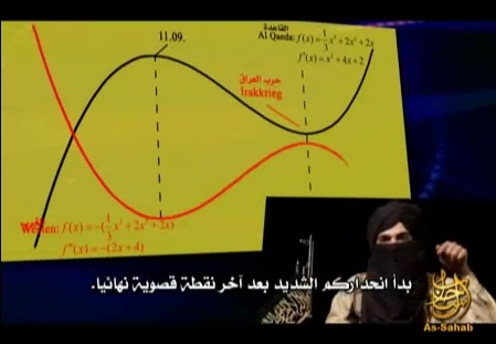 Screenshot 2: angebliches Al-Qaida-Video