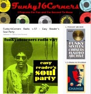 Screenshot: Musikblog Funky16Corners